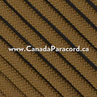Coyote Brown - 50 Feet - 550 LB Paracord