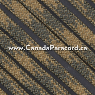 Coyote Brown/OD - 50 Feet - 550 LB Paracord