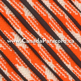 Creamsicle - 50 Foot - 550 LB Paracord