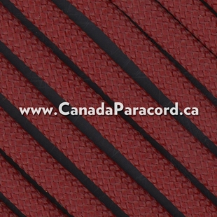 Crimson - 1,000 Ft - 550 LB Paracord