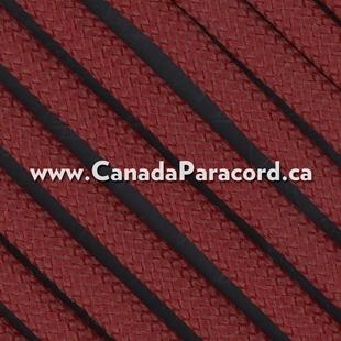 Crimson - 50 Ft - 550 LB Paracord