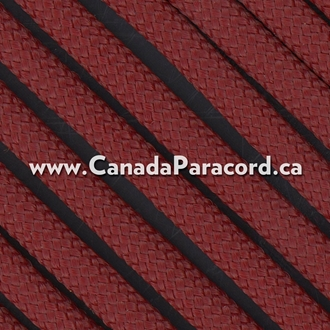 Crimson - 50 Ft - 550 LB Paracord