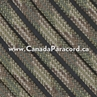 Dark Multi Camo - 1,000 Feet - 550 LB Paracord