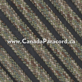 Dark Digital Multi Camo - 1,000 Ft - 550 LB Paracord