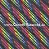 Dark Stripes - 1,000 Foot - 550 LB Paracord