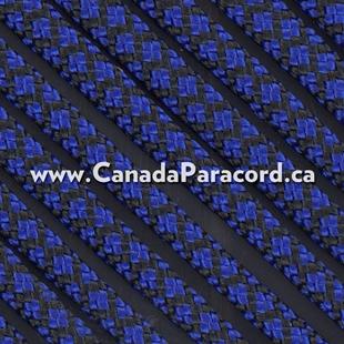 Electric Blue Diamonds - 1,000 Ft - 550 LB Paracord
