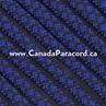 Electric Blue Diamonds - 100 Ft - 550 LB Paracord
