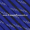 Electric Blue w/ Reflective Fleck - 1,000 Ft - 550 Cord