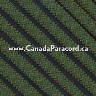 Emerald Green - 1,000 Feet - 550 LB Paracord