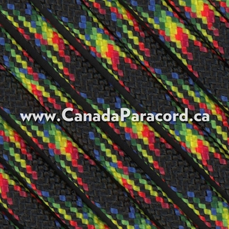 Galaxy - 50 Foot - 550 LB Paracord