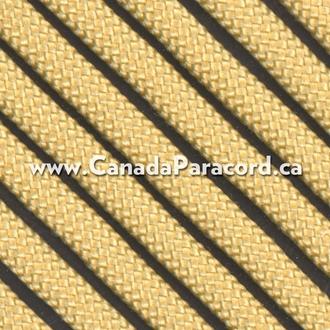 Gold - 1,000 Feet - 550 LB Paracord
