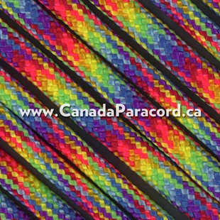 Hippie - 50 Feet - 550 LB Paracord
