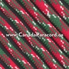 Holly Jolly - 100 Foot - 550 LB Paracord