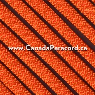 International Orange - 1,000 Feet - 550 LB Paracord