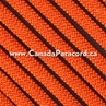 International Orange - 50 Feet - 550 LB Paracord