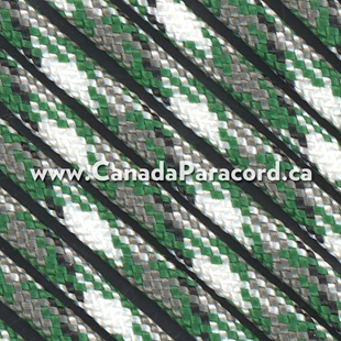 Kelly Camo - 100 Feet - 550 LB Paracord