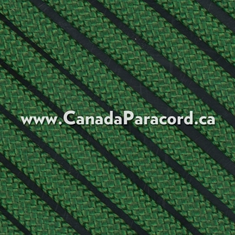 Kelly Green - 50 Feet - 550 LB Paracord