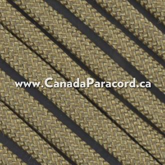 Khaki - 50 Feet - 550 LB Paracord