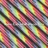Light Stripes - 100 Foot - 550 LB Paracord