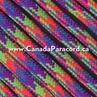 Mardi Gras - 1,000 Ft - 550 LB Paracord