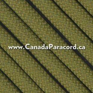 Moss - 1,000 Foot - 550 LB Paracord