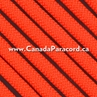 Neon Orange - 100 Feet - 550 LB Paracord