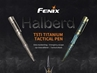 Fenix T5Ti Tactical Pen by Fenix™ Flashlight