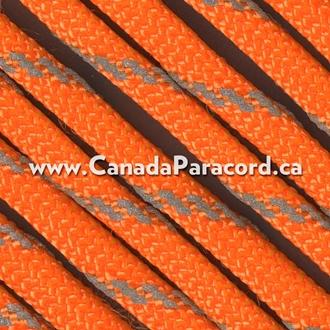 Neon Orange w/ Reflective Fleck - 1,000 F - 550 Cord