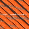 Neon Orange with Reflective Fleck - 100 Feet - 550 Cord