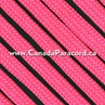 Neon Pink - 50 Feet - 550 LB Paracord