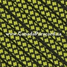 Neon Yellow Diamonds - 50 Ft - 550 LB Paracord