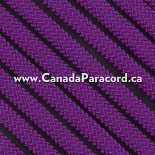 Neon Purple - 50 Feet - 550 LB Paracord