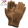 Coyote GI Glove Liners by Rothco®