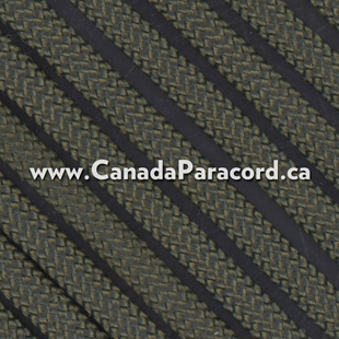 Olive Drab - 1,000 Feet - 550 LB Paracord