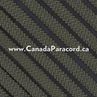 Olive Drab - 100 Feet - Type III Paracord MIL-C-5040H