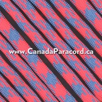 Pink Sky Camo - 50 Feet - 550 LB Paracord