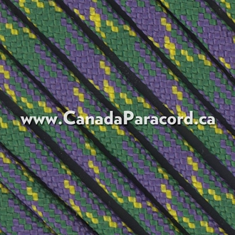 Plum Crazy - 1,000 Feet - 550 LB Paracord