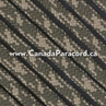 Olive Drab/Tan Camo - 250 Feet - 550 LB Paracord