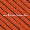 Orange - 50 Feet - 550 LB Paracord