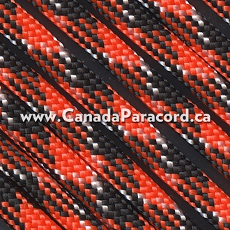 Orange You Happy - 50 Foot - 550 LB Paracord