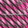 Pretty in Pink - 50 Foot - 550 LB Paracord