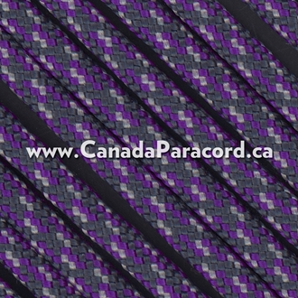 Purple Rain - 100 Feet - 550 LB Paracord