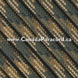 R Camo - 100 Feet - 550 LB Paracord