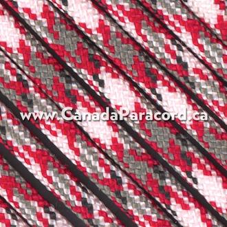 Red Camo - 100 Feet - 550 LB Paracord