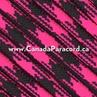 Rosa Noche - 50 Feet - 550 LB Paracord