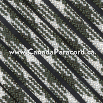 Shamrock Frost - 100 Foot - 550 LB Paracord
