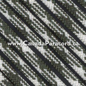 Shamrock Frost - 50 Foot - 550 LB Paracord