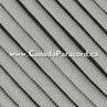 Silver - 50 Feet - 550 LB Paracord