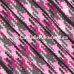 Sneaky Pink - 100 Foot - 550 LB Paracord