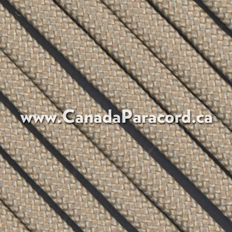 Tan - 1,000 Feet - 11 Strand Paracord